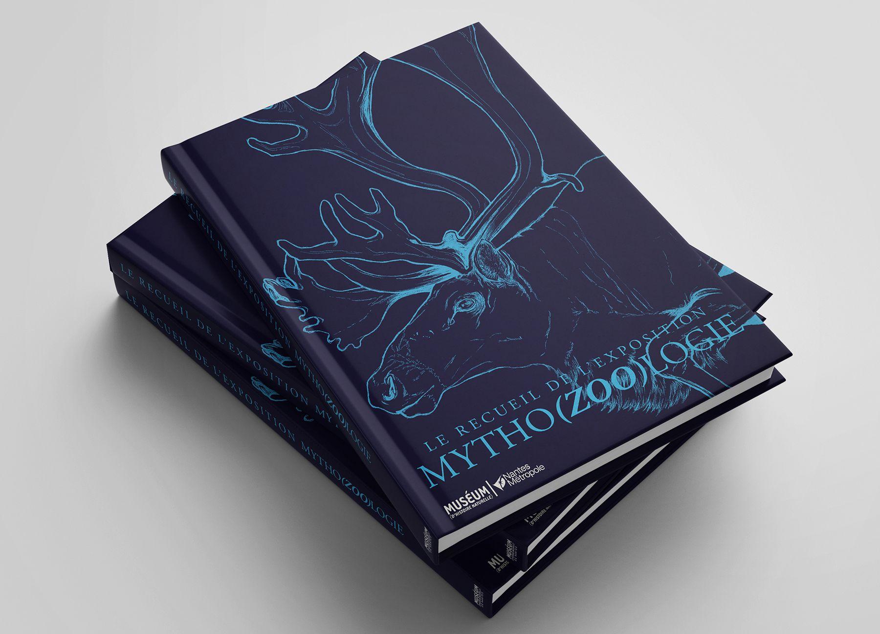 Couverture du recueil Mytho(zoo)logie