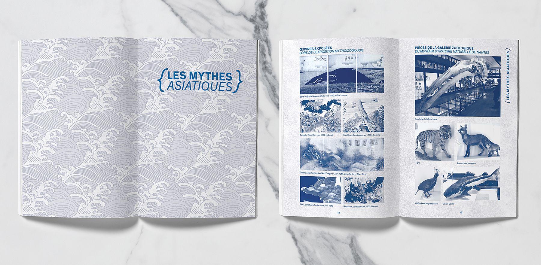 Catégorie & oeuvres du recueil Mytho(zoo)logie